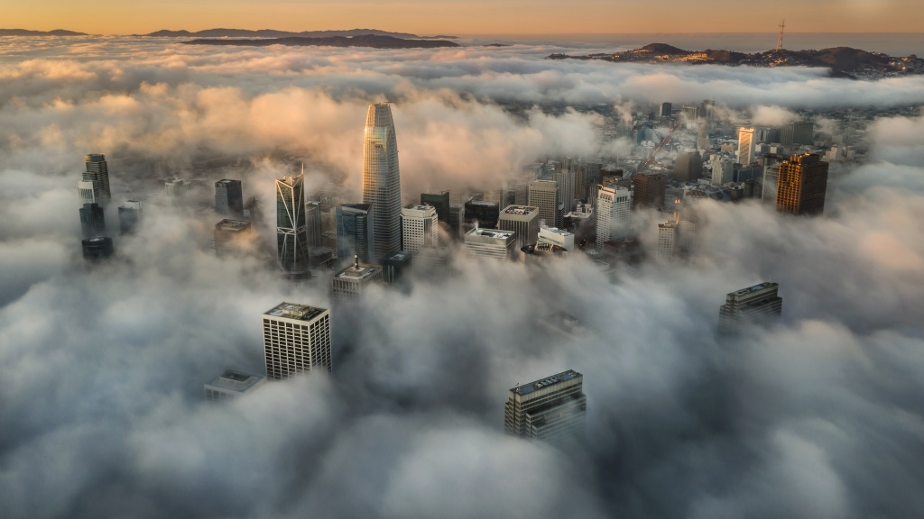 Fog Cities